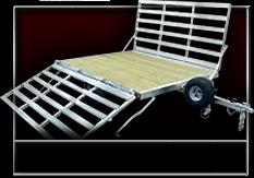 Triton ATV trailer parts