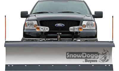SnowDogg Straight Blade Plows For Sale
