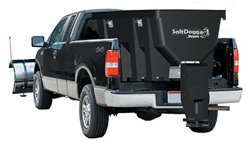 SaltDogg V-Box Truck Bed Salt Spreaders For Sale
