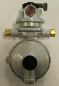 Fairview GR-9984-A 2-Stage Automatic Changeover Regulator For Vertical Mounting