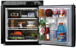 DC / 12Volt Only Refrigerator - DC0751BB