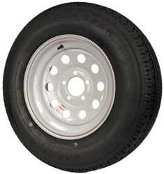 Martin Wheel Co - 4417937301 - ST-175/80R13 Load Range C Radial Tire and White Modular Rim