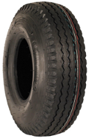 Martin Wheel Co - 25610E-I - 205/65-10 Loadstar K399 Bias Ply Tire - High Speed - Load Range E - Tub