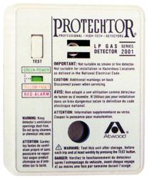 Atwood 37762 Lp Gas Detector Alarm Hanna Trailer
