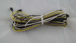 Shorelander 5110564 2 x 3 Frame Harness LED - LH