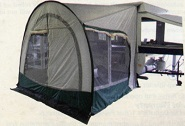 A&E Dometic Cabana Dome Awning