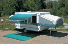 Carefree Of Colorado Campout Patio Awning