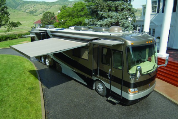 Carefree Of Colorado Mirage RV Awning