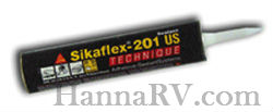 AP Products 017-90916 SikaFlex 255 FC Black Sealant and Adhesive