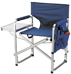 DELUXE CAMPING CHAIR KHAKI