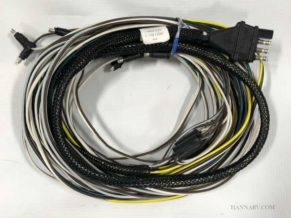 triton trailer wiring harness triton 08511 atv88 utility trailer wire harness | triton ... #13