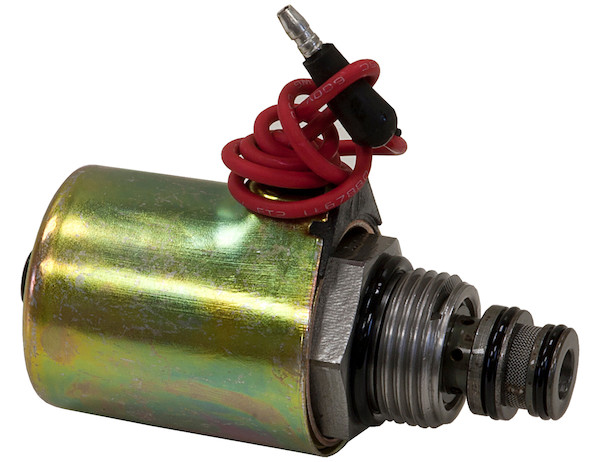 Buyers 1306040 B Solenoid Coil and Valve - 5/8in Stem - Replaces Meyer OEM 15357 / 15697C