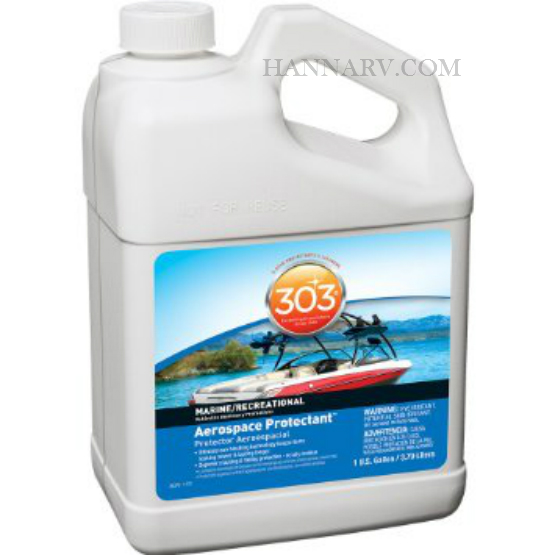 303 Products 30370 Aerospace UV Protectant 1 Gallon Refill Bottle