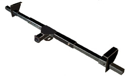 TELESCOPING TRAVEL TRAILER HITCH