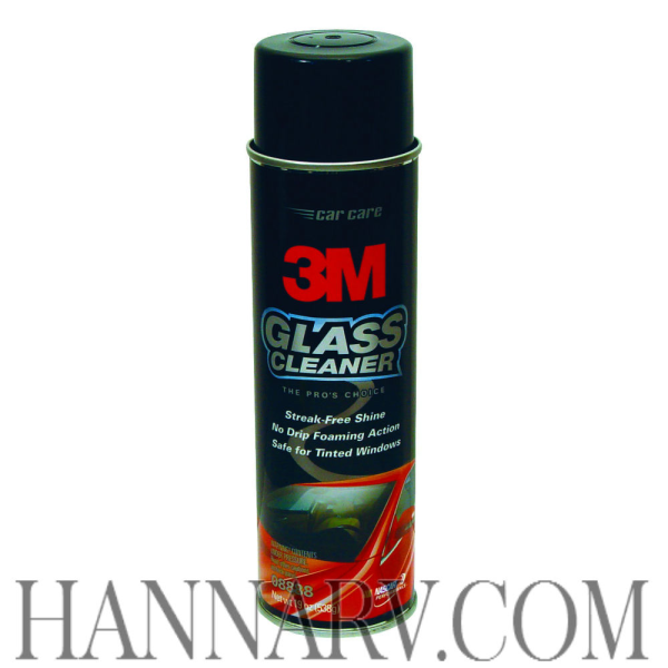 3M 08888 Glass Cleaner 20-oz. Aerosol Spray Can