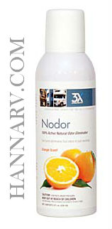 3X Chemistry 321 Berry Nodor Spray - 8 Ounce