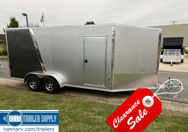 clearance trailers, clearance sale on snowmobile trailer