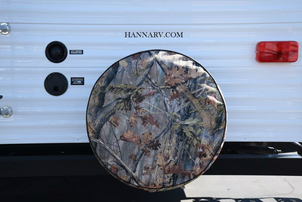 ADCO 8757 Game Creek Oaks Camouflage Spare Tire Cover Size J
