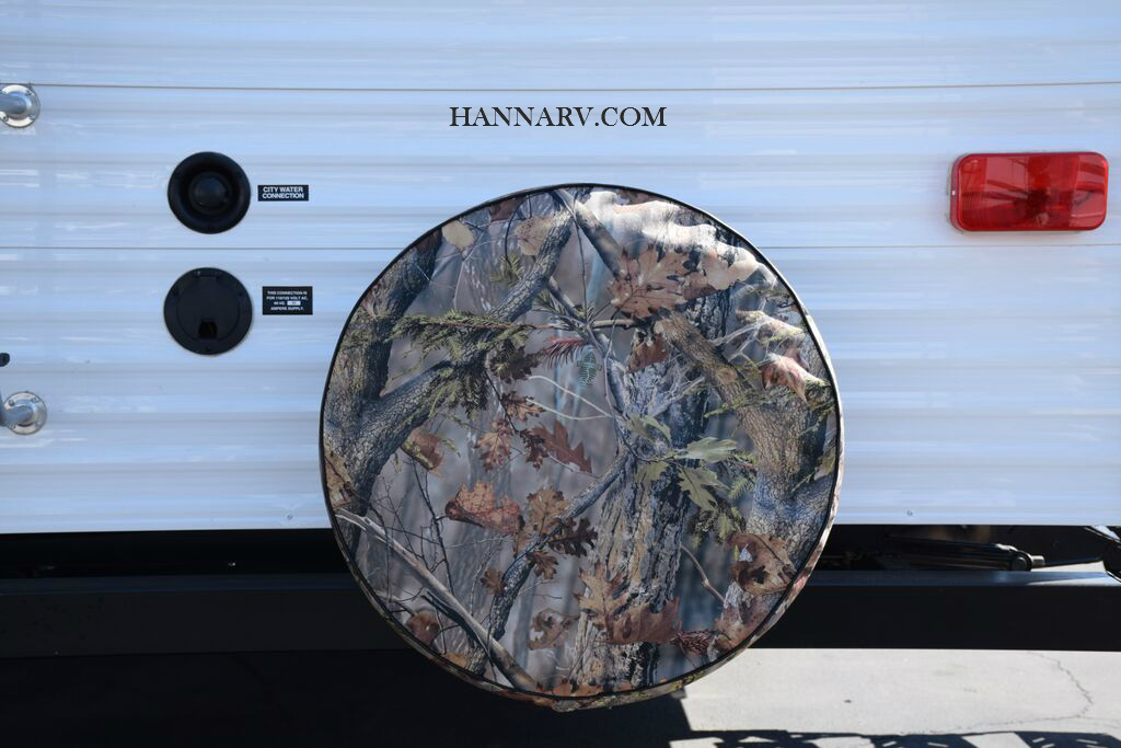 ADCO 8760 Game Creek Oaks Camouflage Spare Tire Cover Size O