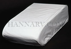 ADCO 3024 Air Conditioner RV Cover Polar White Vinyl for Carrier Roof Top  Air Conditioners