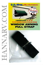AP Products 006-18 Coil N Wrap Window Awning Pull Strap