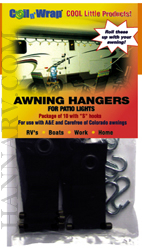 AP Products 006-20 RV Awning Hangers - 7 Pack