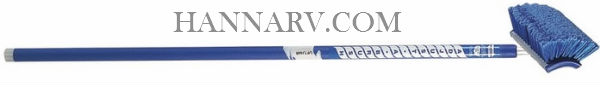Adjust-A-Brush PROD422 RV Marine 48 Inch - 96 Inch Telescoping Handle With All-A-Rounder Wash Brush
