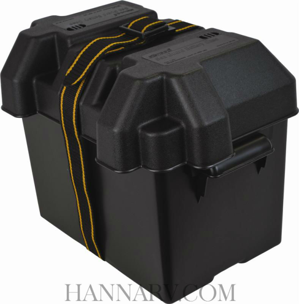 Attwood 9065-1 Standard Series 24 Battery Box