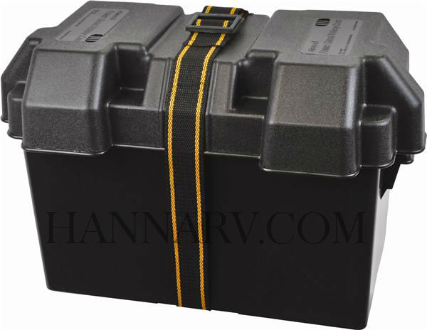 Attwood 9067-1 Power Guard 27 Battery Box