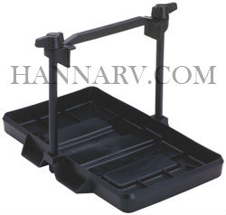 Attwood HDTK-4 Group 27 Battery Hold-Down Tray