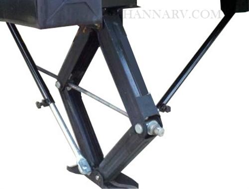 Trailer Stabilizer Bars : Bal lock arm stabilizing bar trailer rv camper
