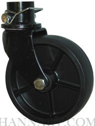 BAL 29041 Trailer Tongue Jack Swivel Caster Wheel