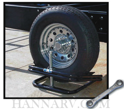 BAL Products 28050 Light Trailer Tire Leveler