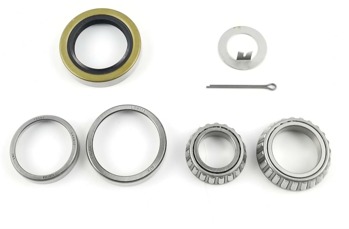 Redline - BK2-100 - Bearing Kit for #84 Spindle (1.063-1.375 Inch) - 10-19 Seal