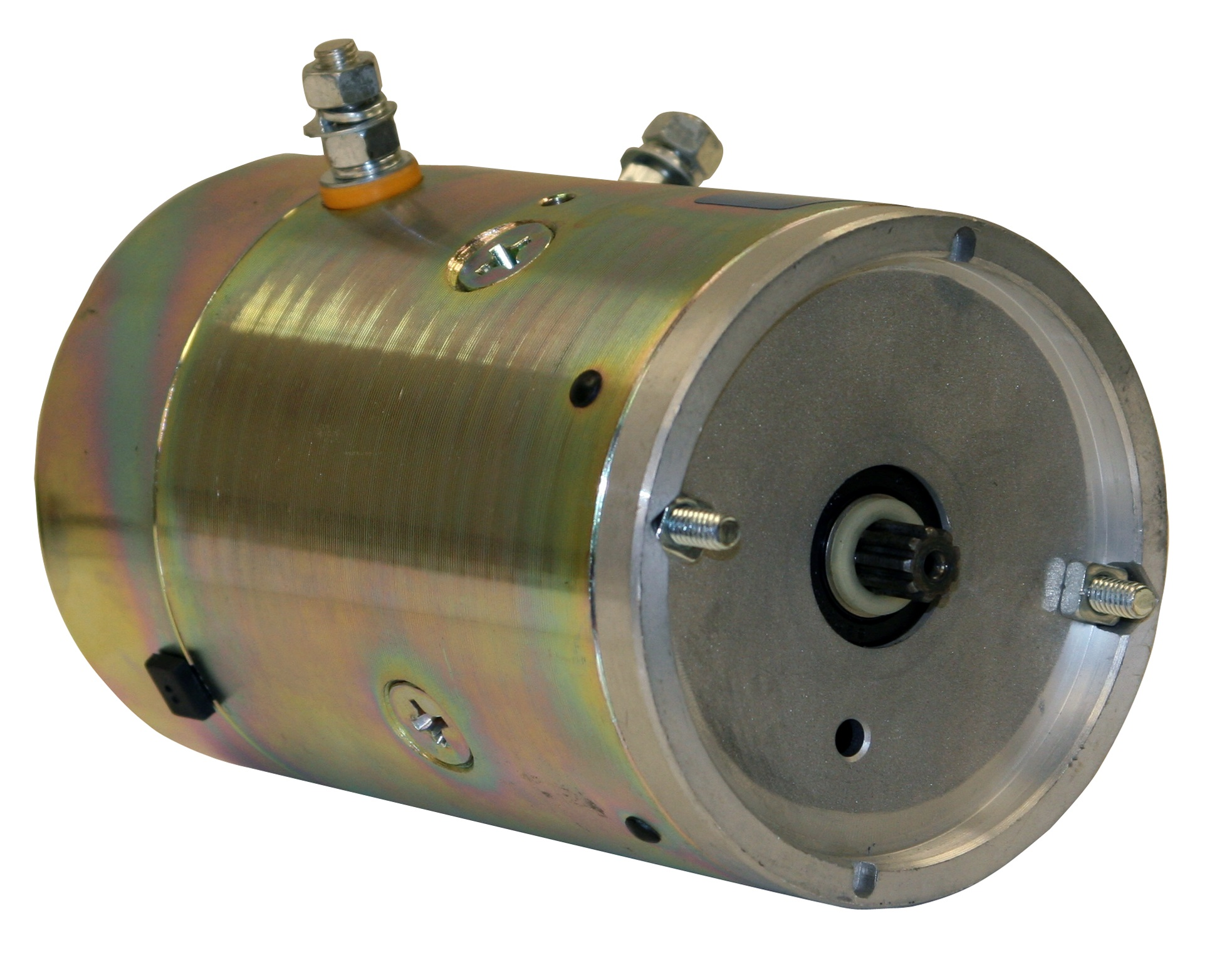 Buyers 1304812 12 Volt Spline Shaft Snow Plow Motor