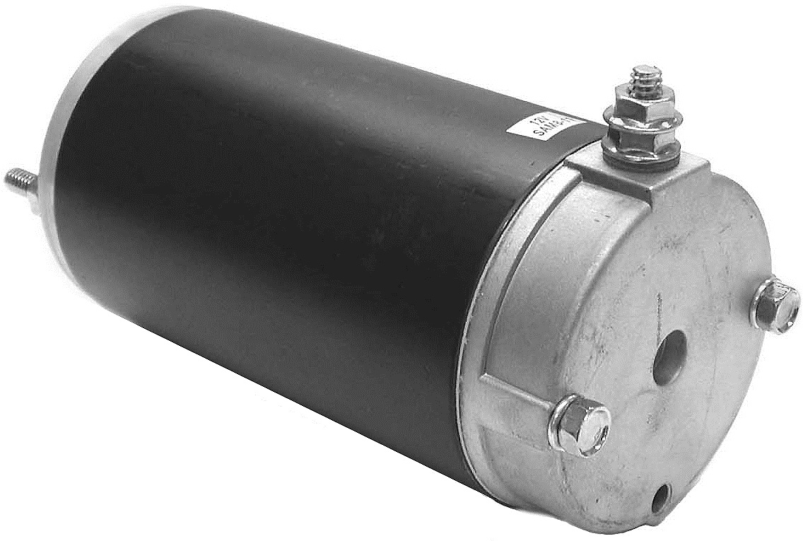 Buyers 1306005 12 Volt Snow Plow Replacement Motor