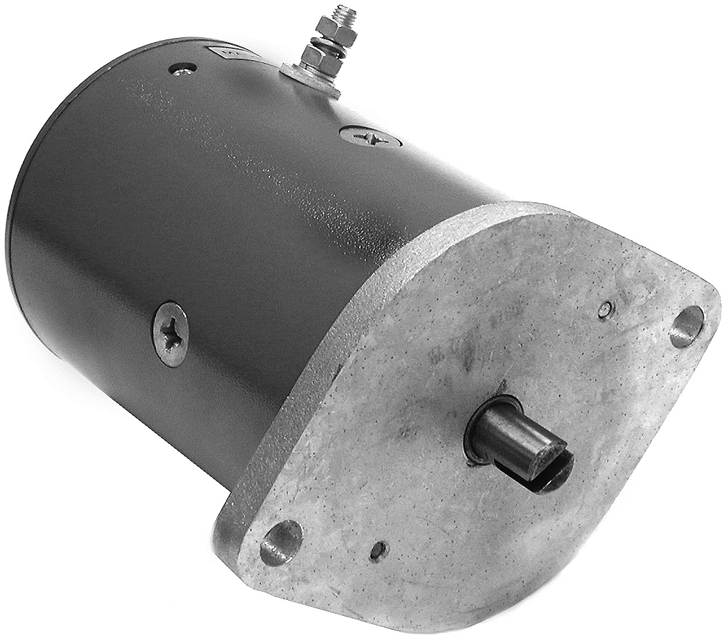 Buyers 1306320 Replacement Western 4.5 Inch Snow Plow Motor Old Style