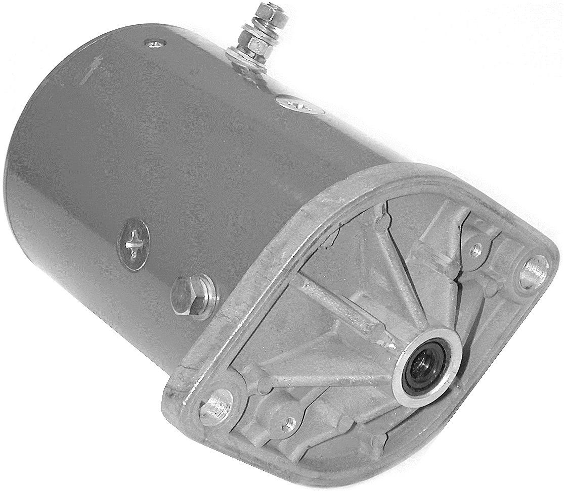 Buyers 1306325 Replacement Western 4.5 Inch Snow Plow Motor New Style