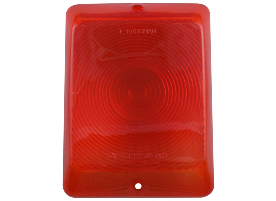 Bargman 34-84-008 #84 Series Recessed Double Tail Lights with Backup Light Red