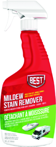Best Products 39032 Mildew Stain Remover 32-oz. Trigger Sprayer