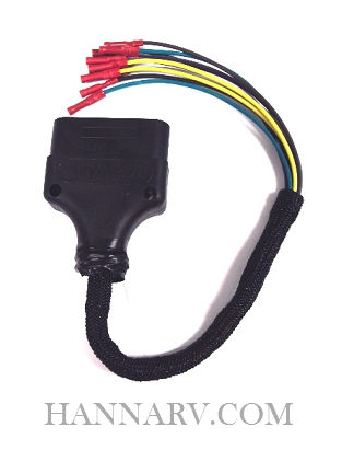 Buyers 16160110 SnowDogg Snowplow Wiring Harness Repair Kit - Truck Side
