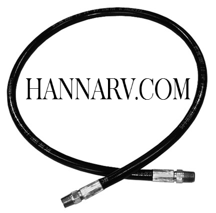 Buyers 1303563 Sno-Way Snow Plow Hydraulic Hose - 3/8 Inch x 27 Inches - Replaces Sno-Way OEM