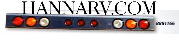 Buyers 8891166 snowplow led dot spreader light bar kit hanna buyers 8891166 snowplow led dot spreader light bar kit aloadofball Images