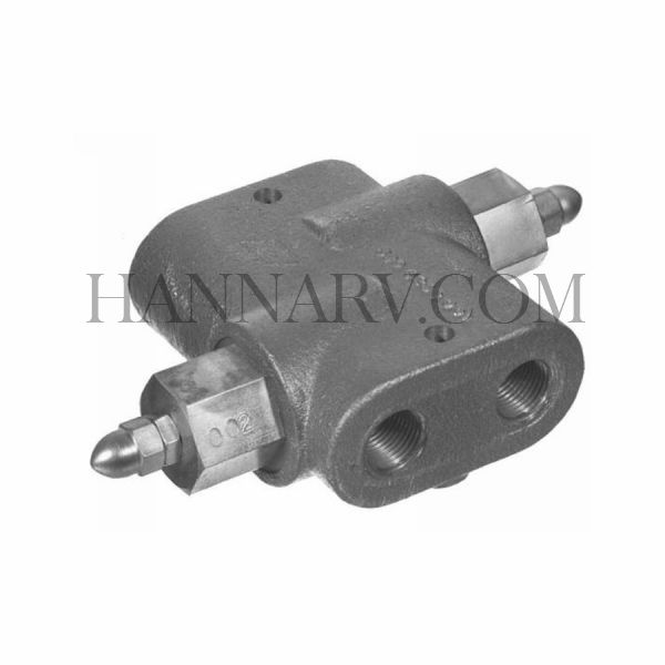 Buyers HCR050 1/2 Inch Crossover Relief Valve - Set at 1000 PSI