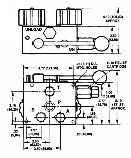 buyers hvc715 hydraulic spreader valve and console 15 gpm hanna rh hannarv com