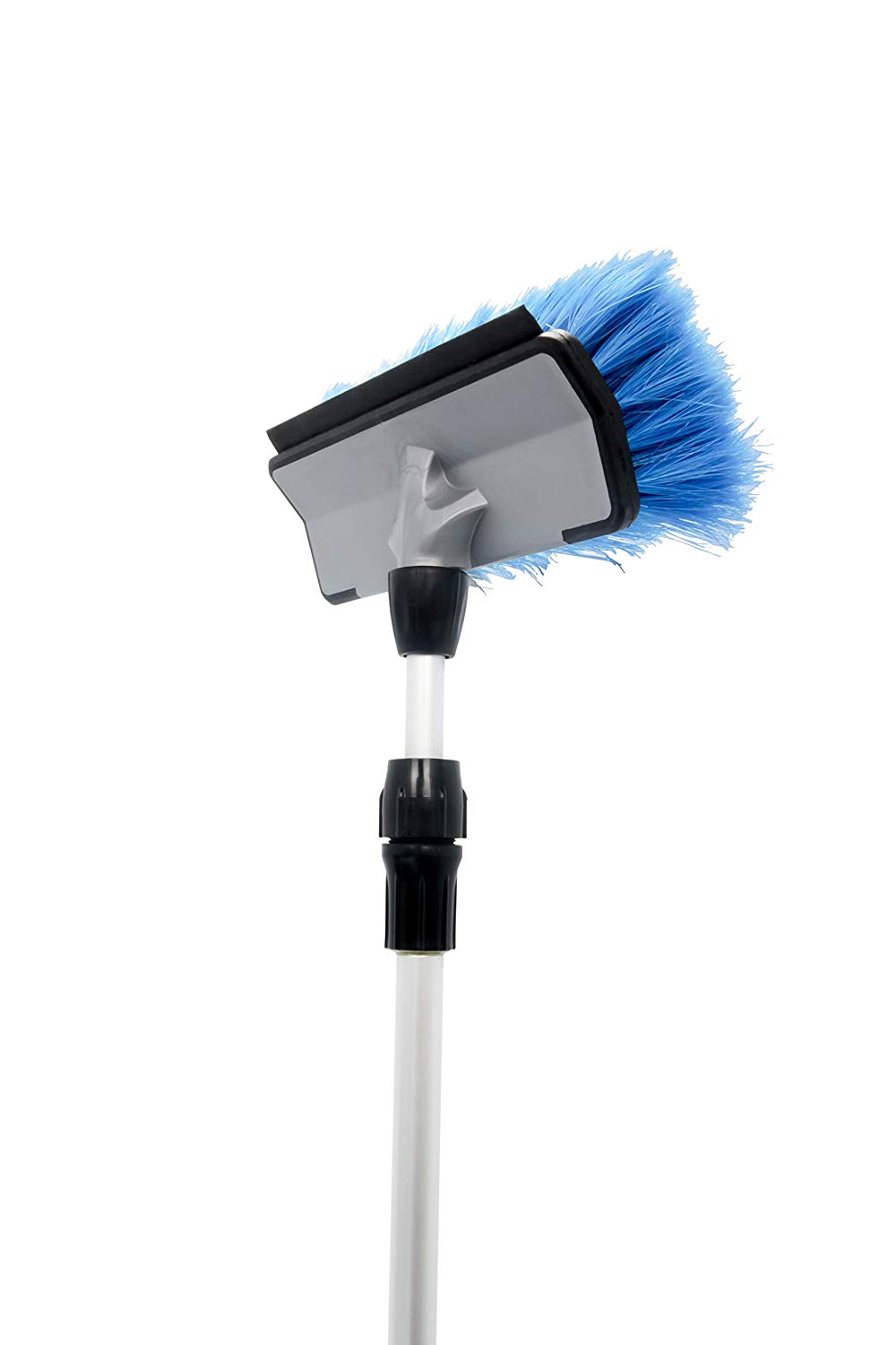 Camco 43633 Adjustable Handle RV Wash Brush
