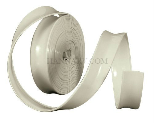 Camco 25242 Vinyl Trim Insert Off White 3/4 Inch x 100 Foot Roll