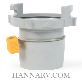 Camco 39592 9 Clear Sewer Hose Adapter