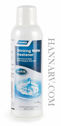 Camco 40206 Drinking Water Freshener - 16-oz. Bottle