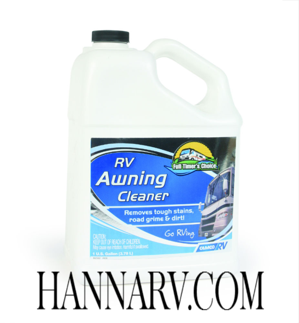 Camco 41027 Full Timer S Choice Rv Awning Cleaner And